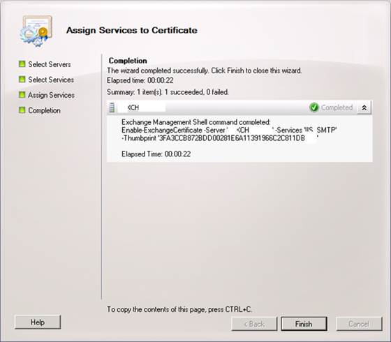 Exchange 2010 3rd Party SSL Certificates: The Whole Story