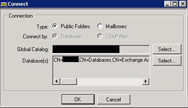 Public Folder Database