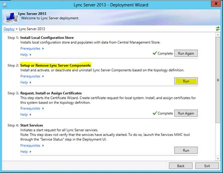 Persistent Chat Deployment 16