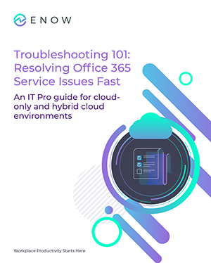 2021-Troubleshooting-101-for Office365-Service-Issues-cover