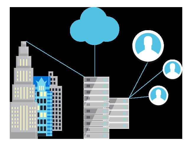 Hybrid cloud monitoring and analytics