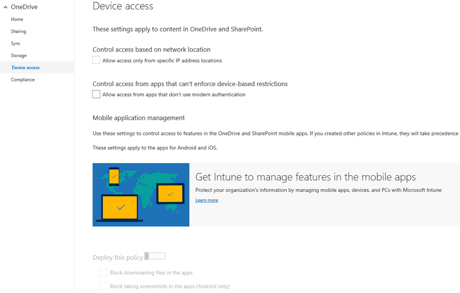 User Access and External Sharing Improvements in SharePoint Online