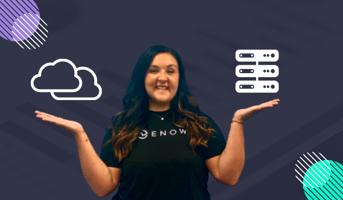 hybrid servers vs. cloud