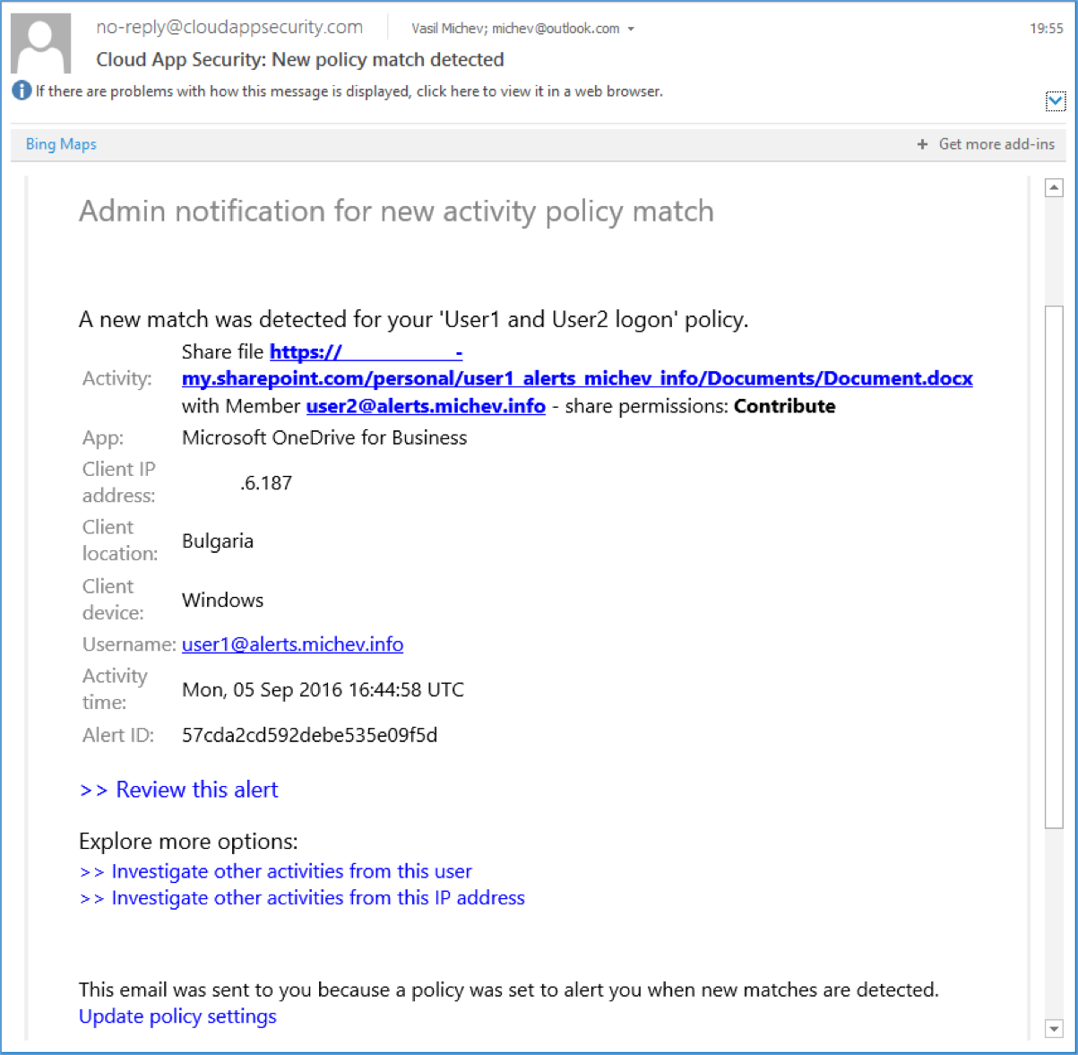ENow Exchange & Office 365 Solutions Engine Blog (ESE)