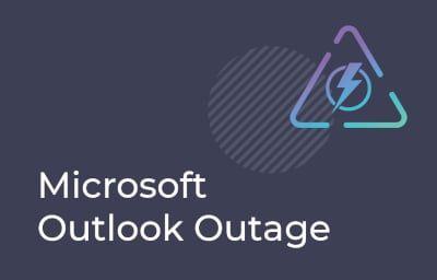 Microsoft Outlook Outage